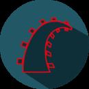 Rails logo small